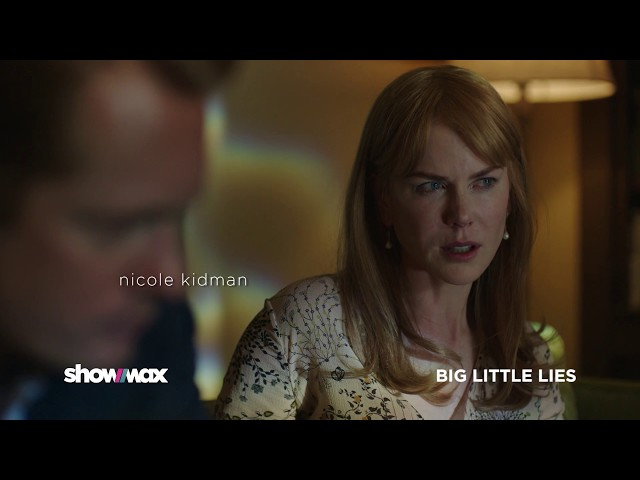 Small town, massive drama: HBO's Big Little Lies is now on Showmax