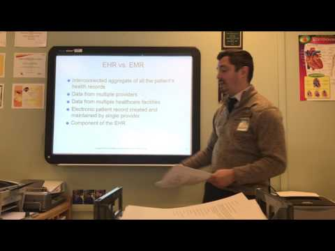 EHR Chapter 1 Lecture: Introduction to Electronic Health Records ...