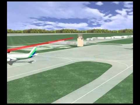 Air Traffic Control Tower Line of Sight Study