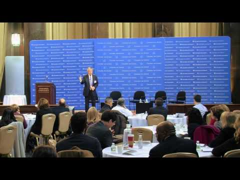 2015 Millstein Governance Forum: Opening Remarks by William  McCracken