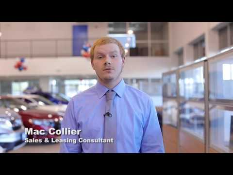 Sales & Leasing Consultant Mac Collier