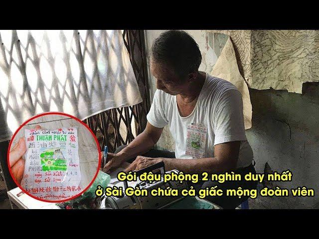 Gói đậu phộng 2.000 đồng duy nhất ở Sài Gòn chứa cả giấc mộng đoàn viên   YAN News