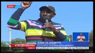 Mbiu ya KTN: Rais Uhuru Kenyatta sasa ataka wananchi wajiepushe na viongozi wachochezi