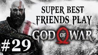 Super Best Friends Play God of War (Part 29)