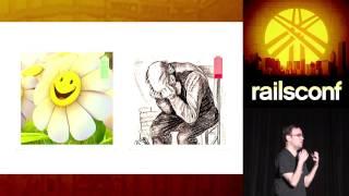 RailsConf 2014 - Keynote: 10 Years! by Yehuda Katz