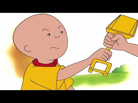 CAILLOU 4 HOUR Marathon Full Episodes | Grumpy Caillou | Cartoons for kids