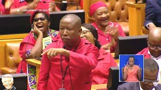 Julius Malema Praise Deputy Minister Of Land Reform