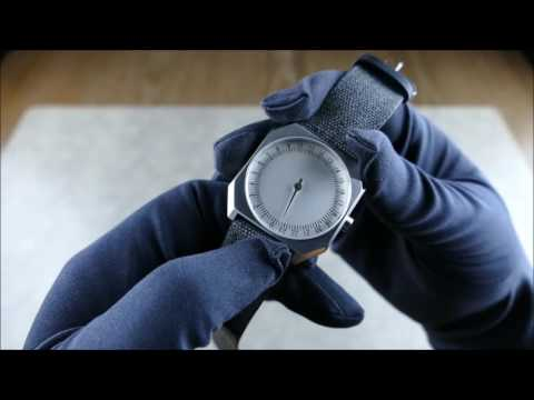 On the Wrist, from off the Cuff:  Slow Watches – Slow Jo 38mm, Modern, Minimalist, Maverick
