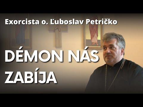 Exorcista o. Ľuboslav Petričko: Myšlienky nenávisti v sebe majú smrť