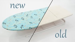 How To Sew An Ironing Board Cover