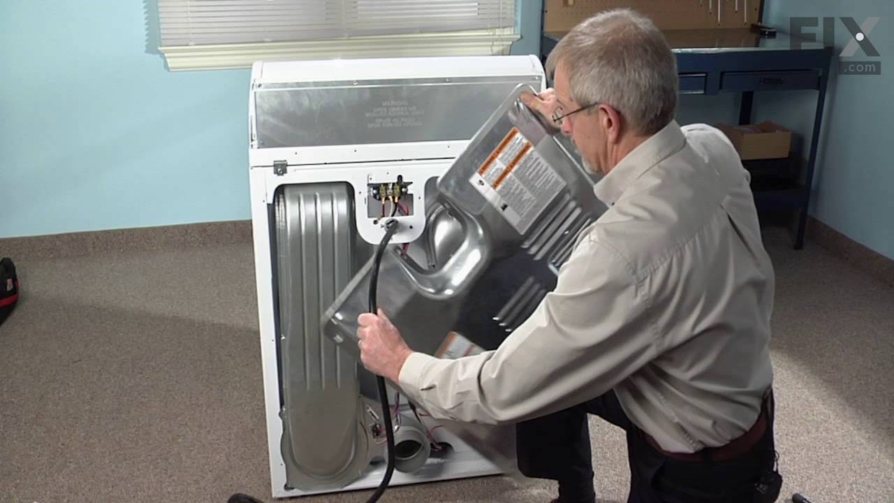 Replacing your Whirlpool Dryer Dryer Thermal Fuse