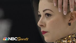 Gracie Gold returns to ice at 2020 US Nationals I NBC Sports