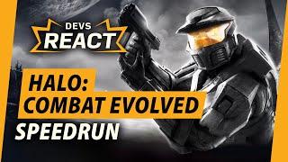 Original Halo Developers React to Legendary Speedrun