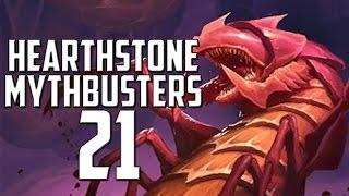 Hearthstone Mythbusters 21