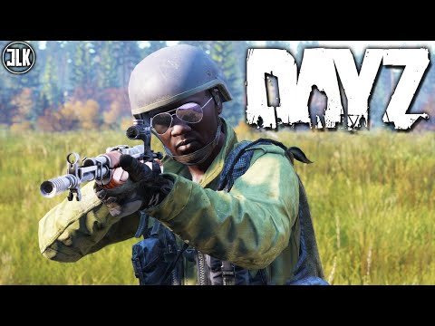 DAYZ | Series of Unexpected Gunfights... - Pt. 1