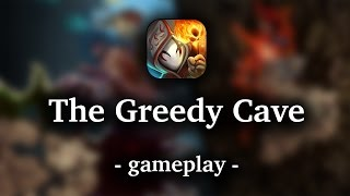 The Greedy Cave [by AvalonGames] - HD Gameplay (iOS/Android)