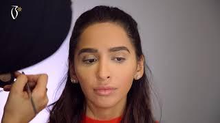 Makeup Tutorial by Sondos Al Qattan on The Hala | ميكب توتوريال مع سندس القطان على ذا هلا