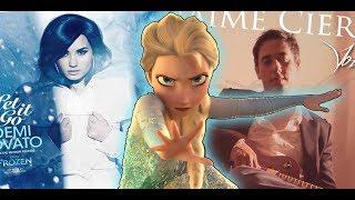 """Demandan a Demi Lovato y Disney Por """"Let It Go"""" de Frozen y Todos ODIAN El Cortometraje de Olaf"""