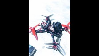 """First 5"""" drone flight Freestyle FPV. Florida"""