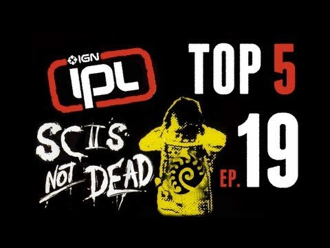 Download Top 5 Plays - Ep 19 Feat Grubby ThorZaIN HyuN - IPL StarCraft HD Mp4 3GP Video and MP3