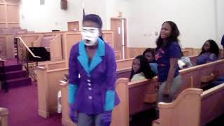 """Jesus"" - Shekinah Glory Mime(Anointed Woman Of God)"