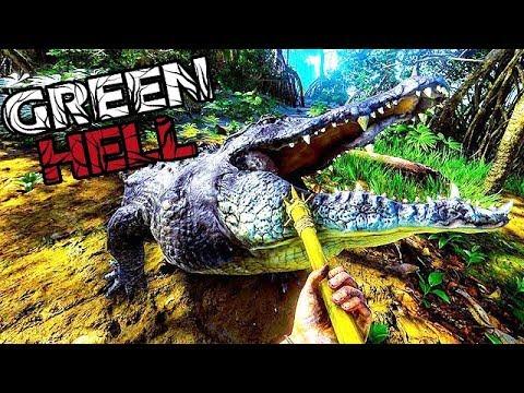 Green Hell Gameplay German – Realistische Survival Simulation