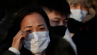 video: Coronavirus: Fears rise of Chinese cover-up as 56 million in lockdown and hospitals overwhelmed