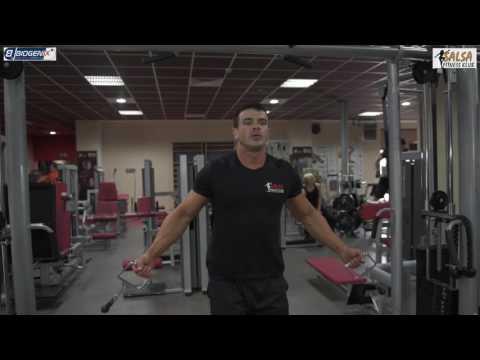 Anna kurkurina szkolenia dla postawy i wzmacniająca mięśnie szyi i plecach