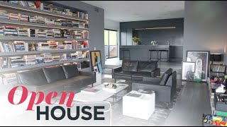 Astounding Architecture Of A Creatives Hillside Home In Echo Park   Open House TV