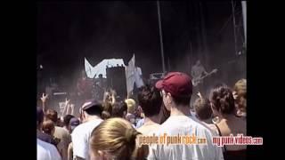 FRENZAL RHOMB - Run @ Vans Warped Tour, Montréal QC - 1999-07-23