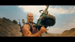 Mad Max: Fury Road Trailer