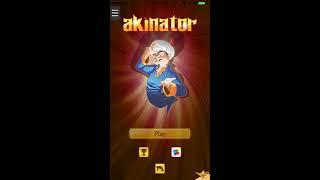 akinator: A Little Cheat