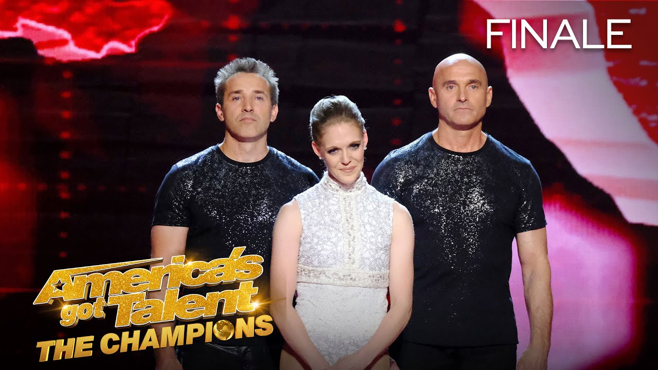 Sandou Trio Russian Bar Place 5th - America's Got Talent: The Champions thumbnail