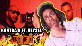 Kontra K Feat. Veysel   Blei (Official Video) | GERMAN RAP REACTION