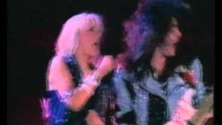 DORO PESCH & WARLOCK - '' All We Are 1 ''.avi