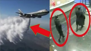 10 Unexplained Mysteries Caught On Camera!