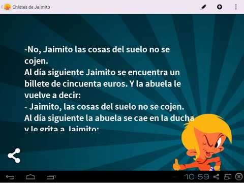 Chistes de Jaimito - Android app on AppBrain
