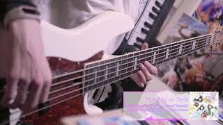 【Seishun Buta Yarou ED】Fukashigi no Carte Full Ver.【Bass Cover】