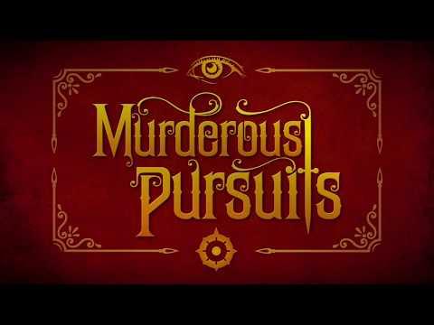Murderous Pursuits Announcement Trailer thumbnail