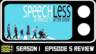 Speechless Season 1 Episode 5 Review & After Show | AfterBuzz TV