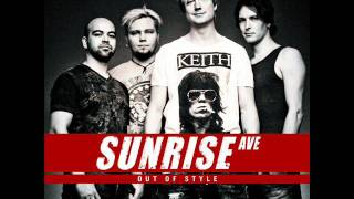 Sunrise Avenue - Stormy End.(Out of Style Full Version)