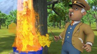 Tipps für ein sicheres Grillfest!   Feuerwehrmann Sam 🔥 Sicher mit Sam: Feuer