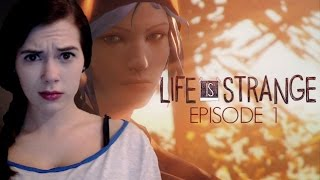 Life is Strange (Play through) Episode 1: Chrysalis