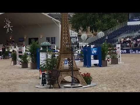 Igor - CSI5* GCL Parijs - Round 1