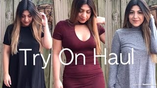 Fashion Nova And Forever 21 Try On Haul
