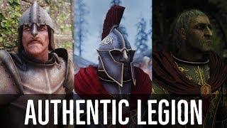 Skyrim Mods - Authentic Legion | Armor Mods