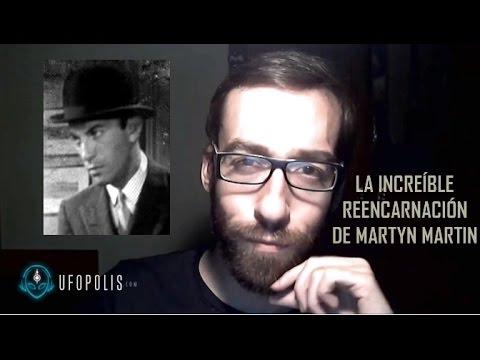 La increíble reencarnación de Marty Martin