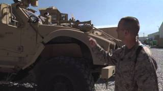 A look at the Improvements to MATV's and MRAP's in Afghanistan