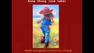 Cowgirl Performed By Anna Chung Original Song Folk Indie Pop Acoustic Guitar