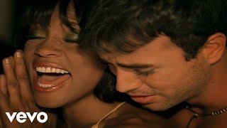 Whitney Houston, Enrique Iglesias - Could I Have This Kiss Forever